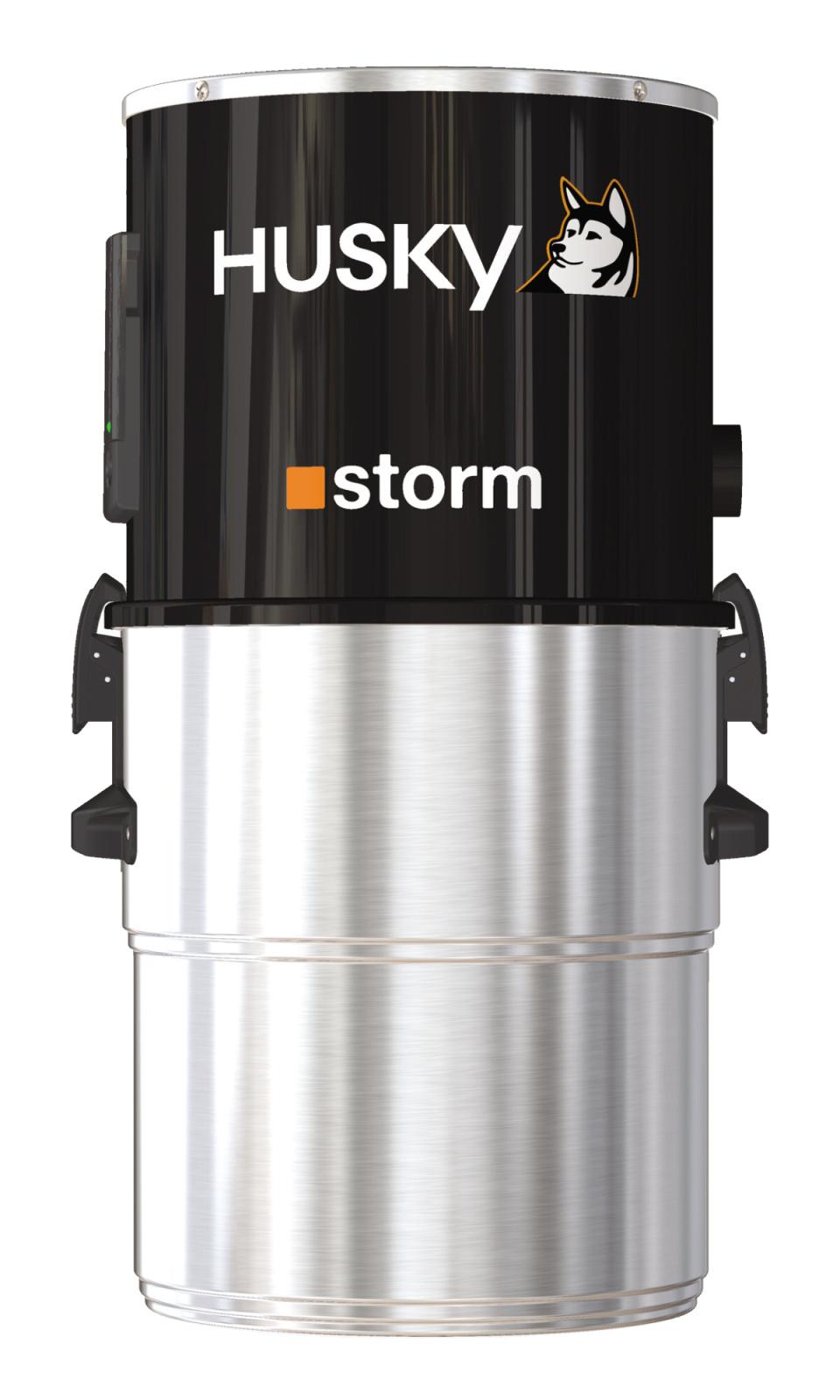 Husky Storm