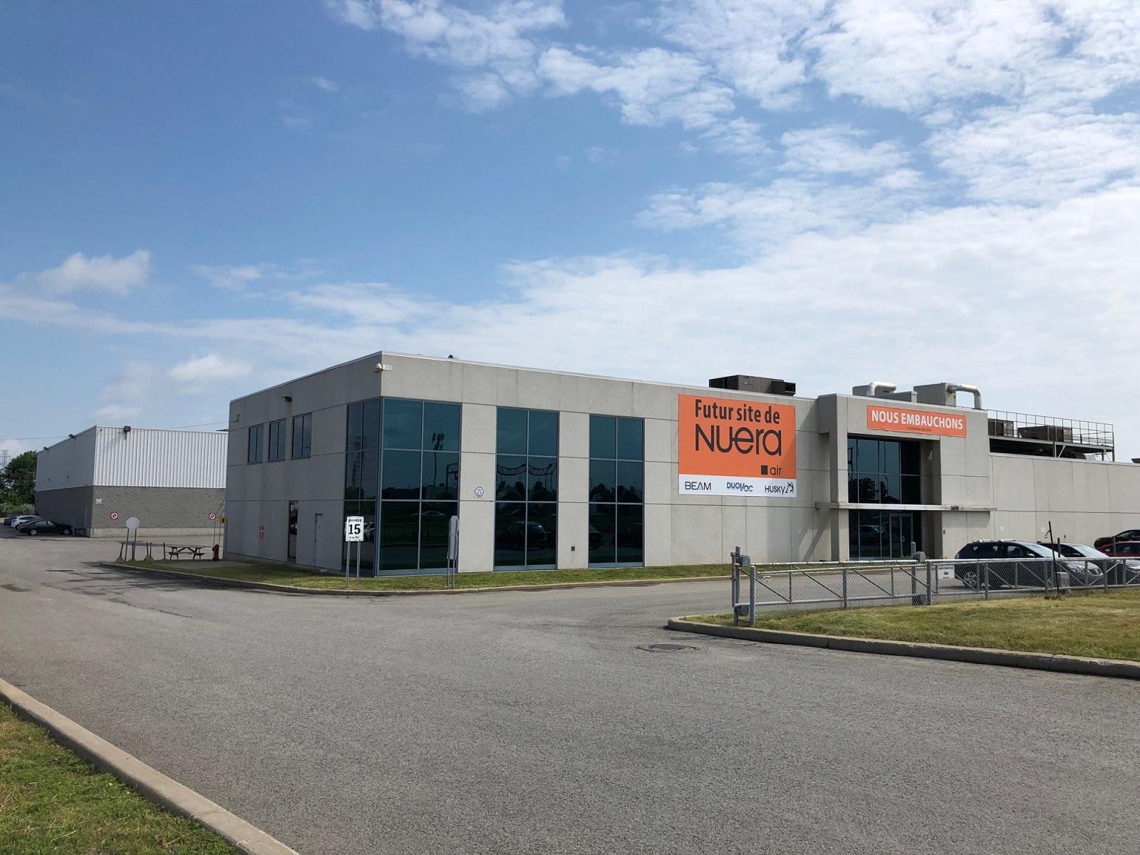 Nuera Air továrna